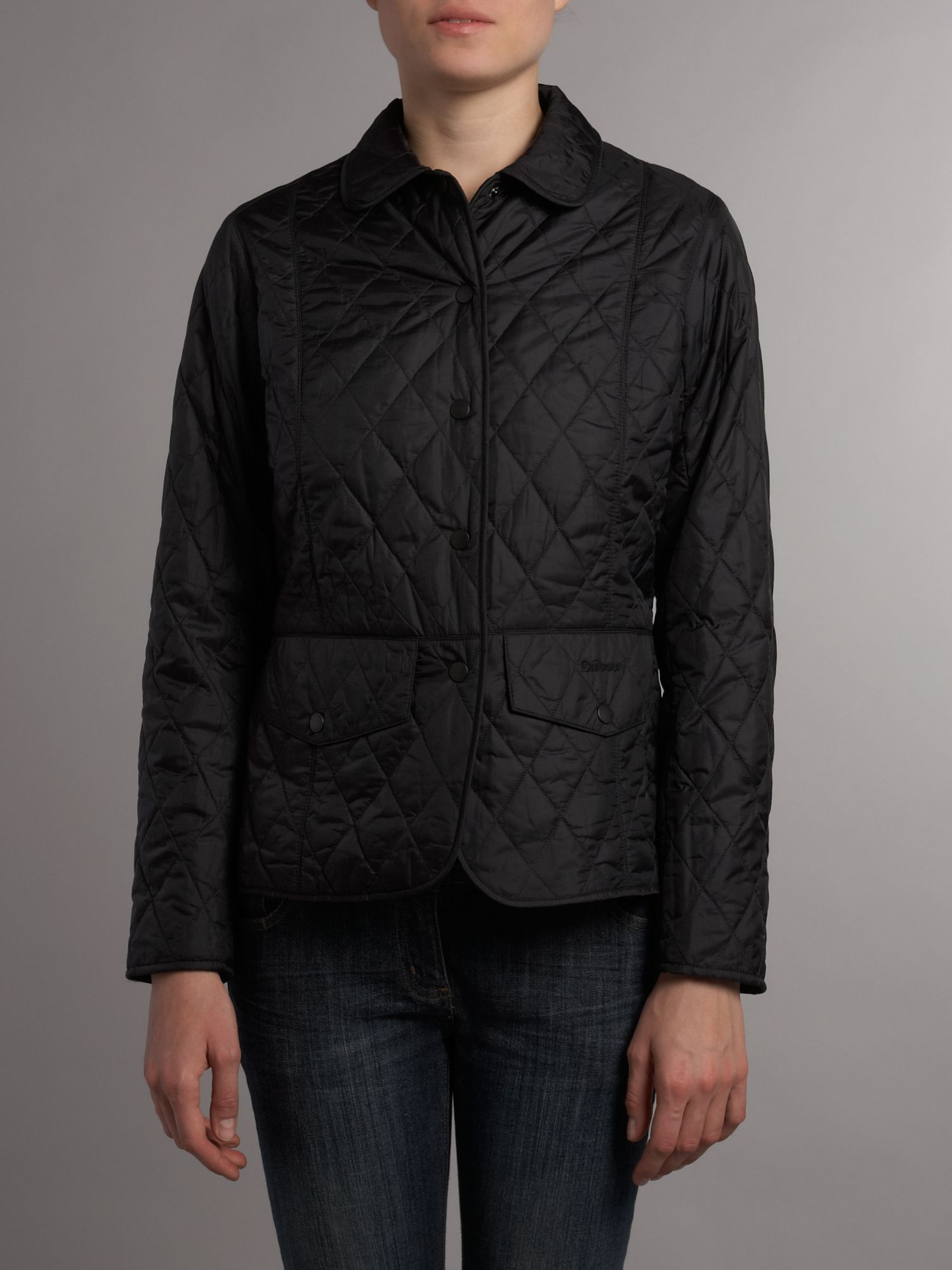 Tailor quilted jacket