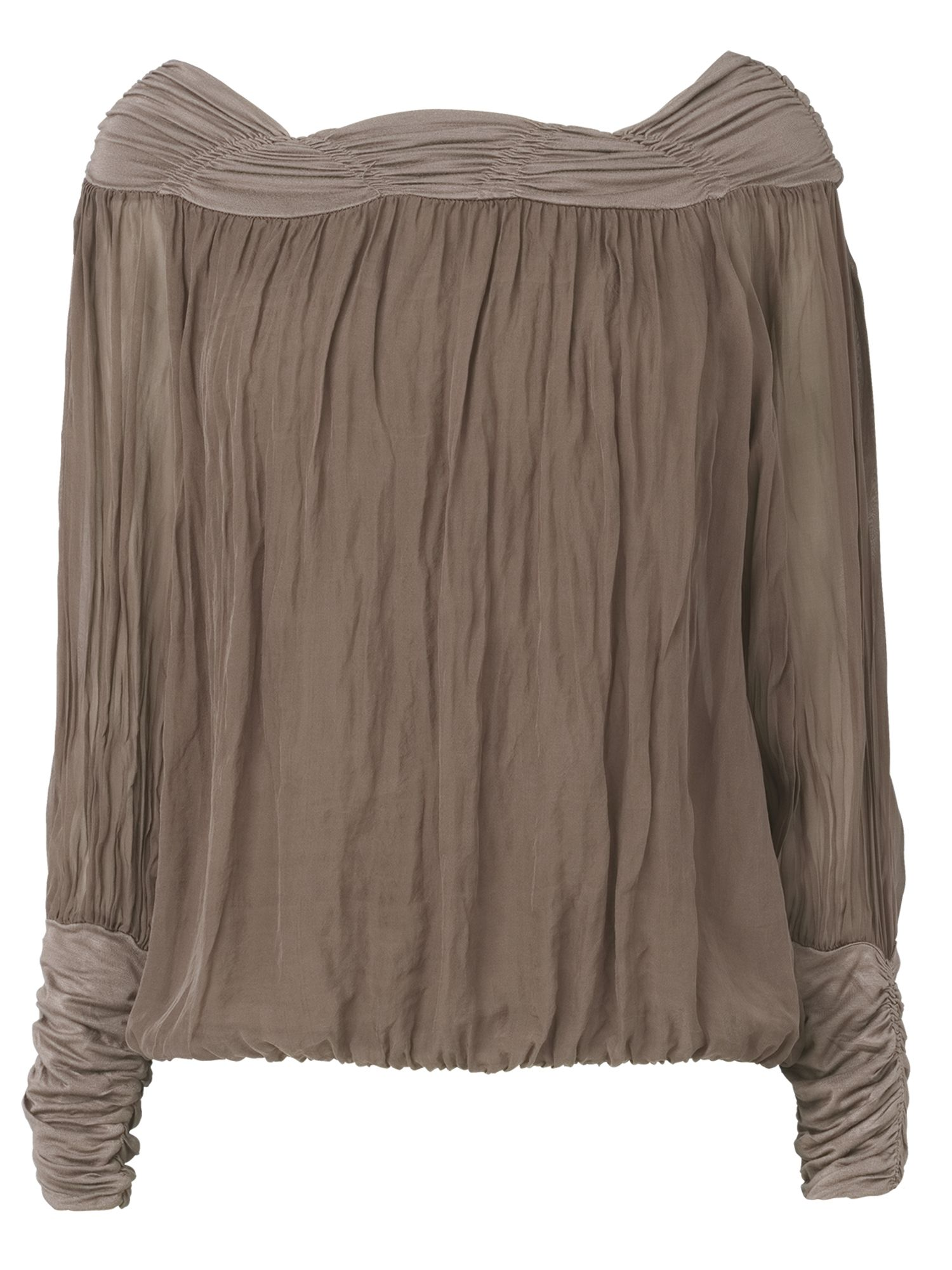 Phase Eight Gypsy silk blouse - Rose L,L,M,M,S,S product image