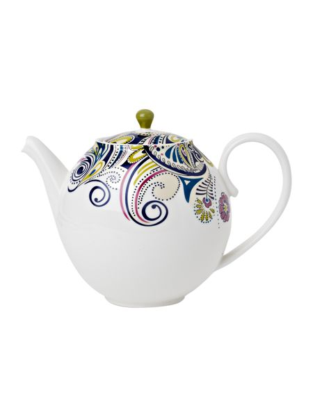 Monsoon by Denby Cosmic teapot