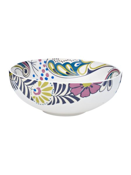 Monsoon by Denby Cosmic soup/cereal bowl