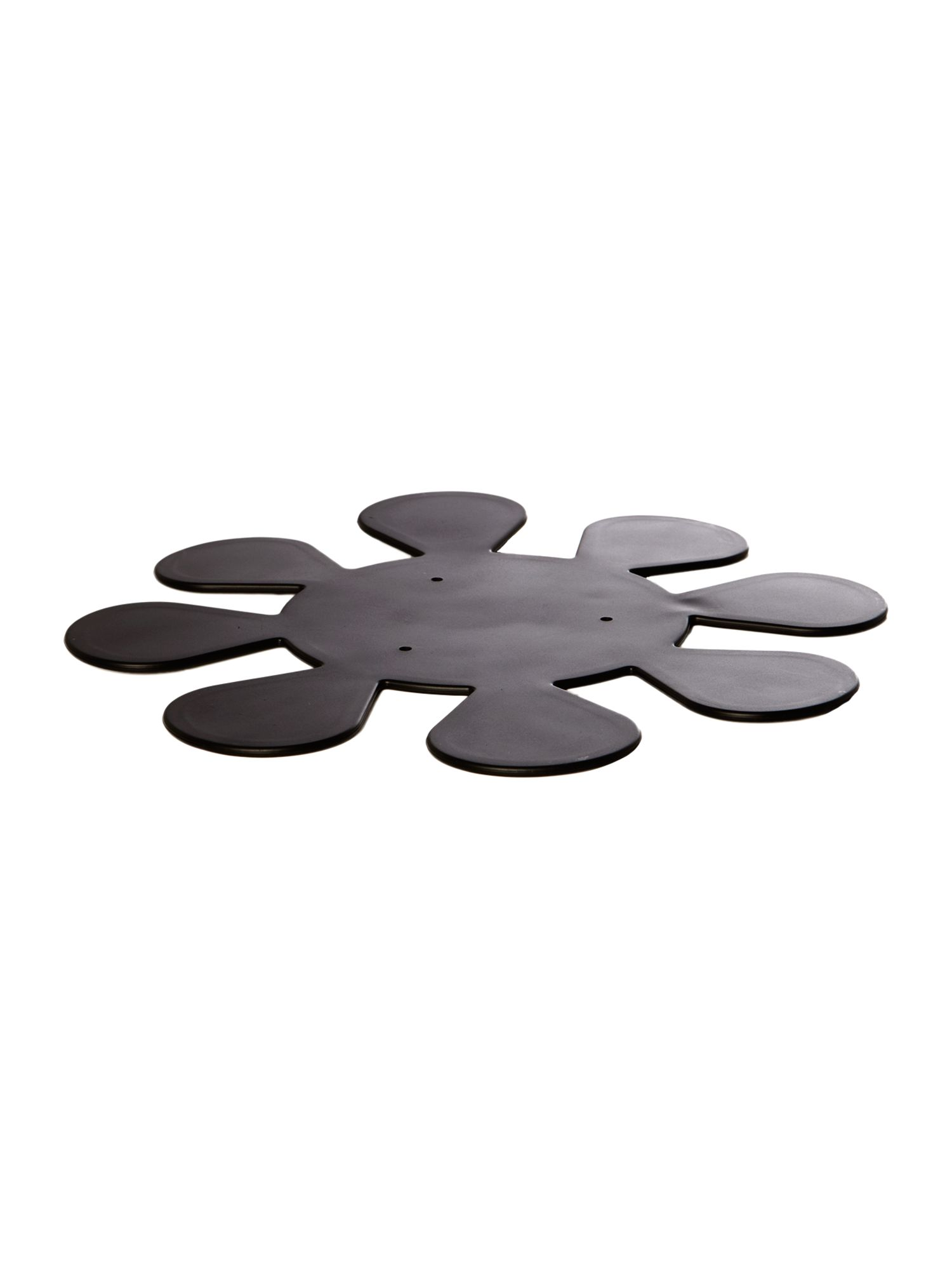 Black trivet/foldable bowl