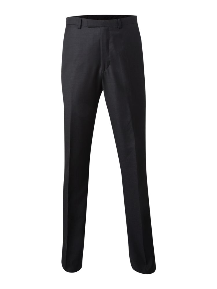 Howick-Tailored-Plain-Twill-Formal-Trousers-In-Charcoal