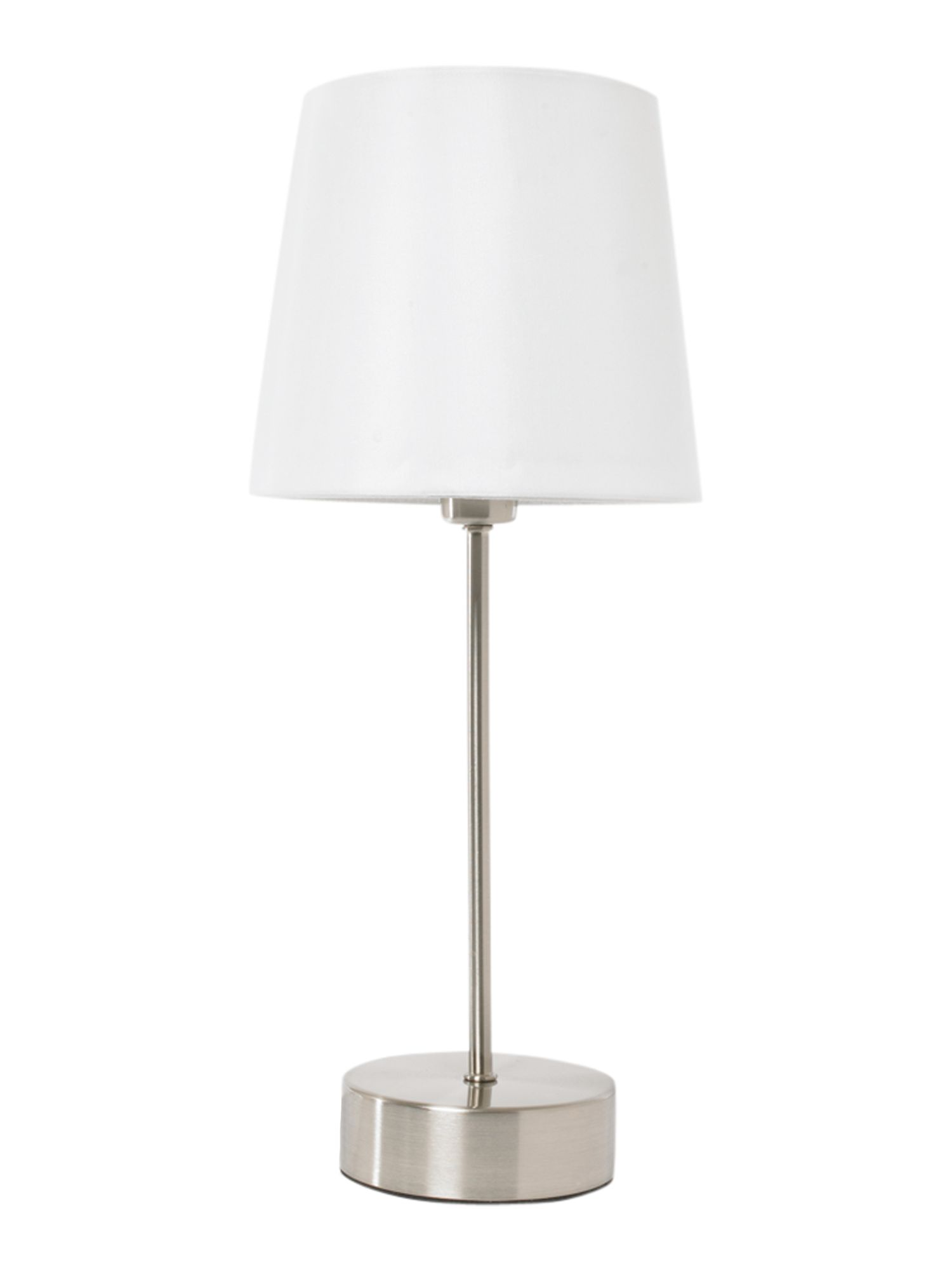Bathroom dimensions - Linea Zoe White Touch Table Lamp 144735729 Review