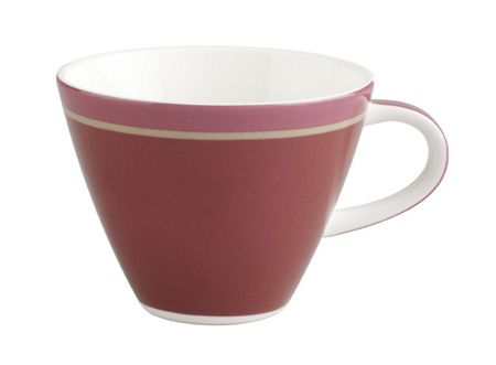 Villeroy & Boch Caffe club uni berry coffee cup 0,22l