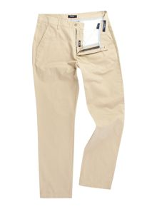 Gant Flat Front Cotton Chinos