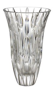 Waterford Rainfall collection vase 9.0