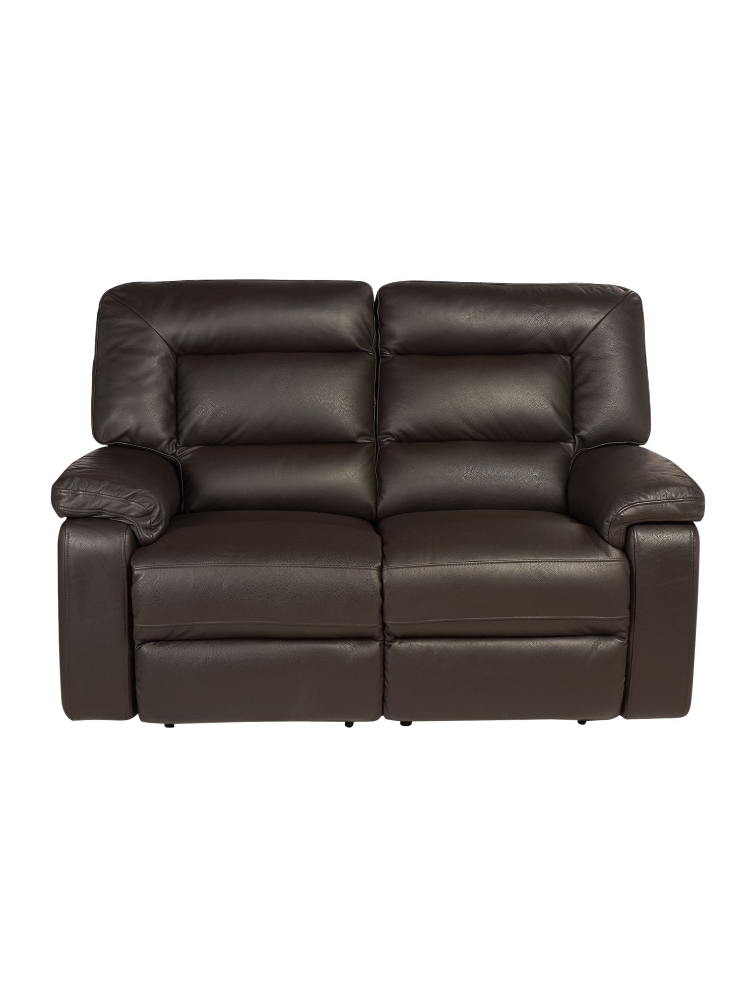 Verona medium 2 seater recliner sofa