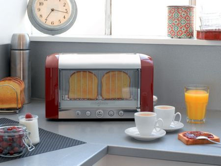 Magimix Magimix red vision toaster