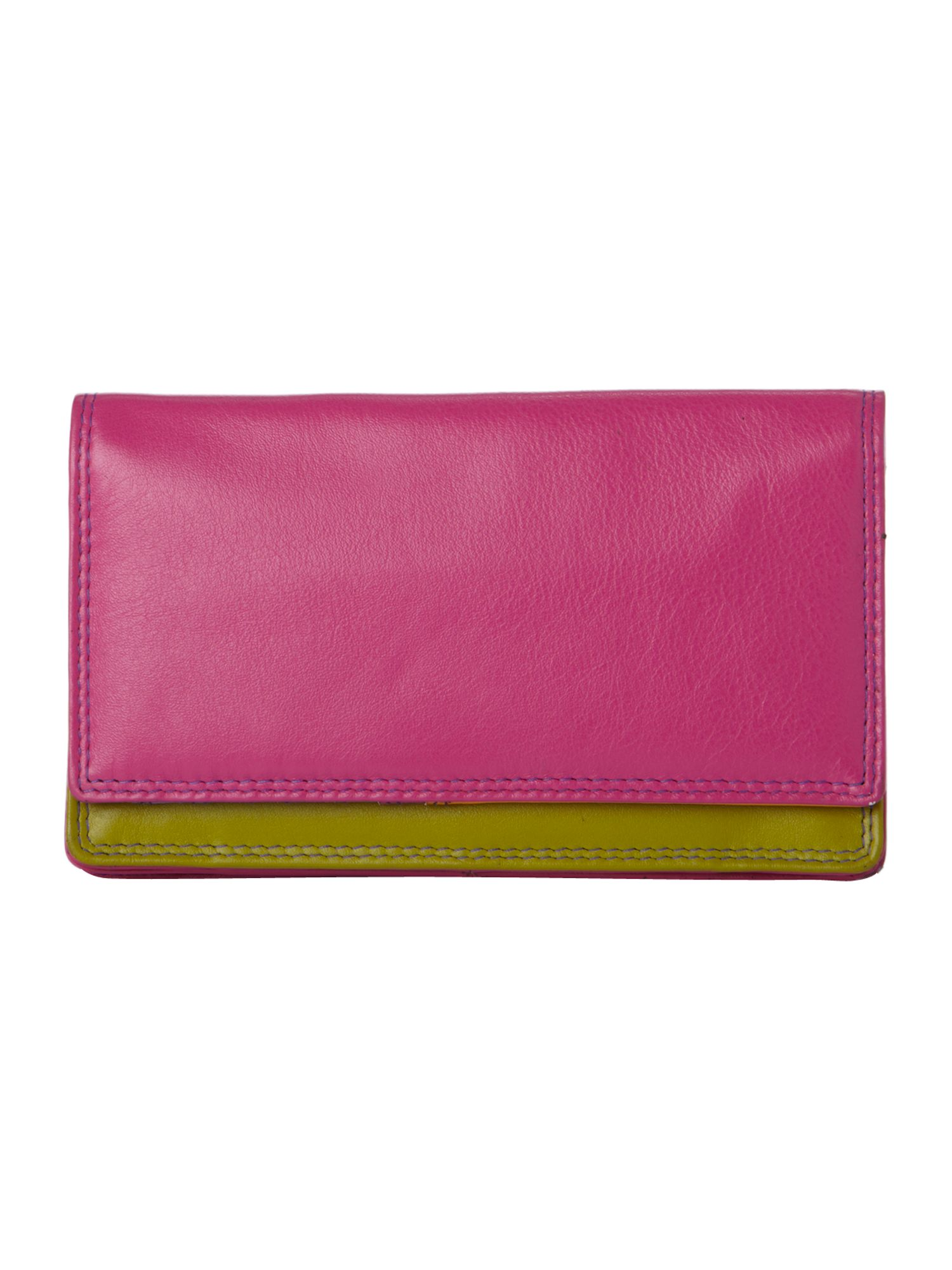Bombay flap over continental purse