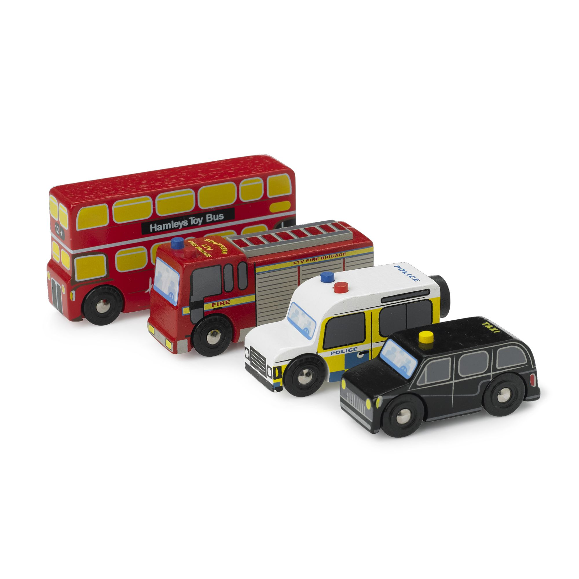 London vehicle set