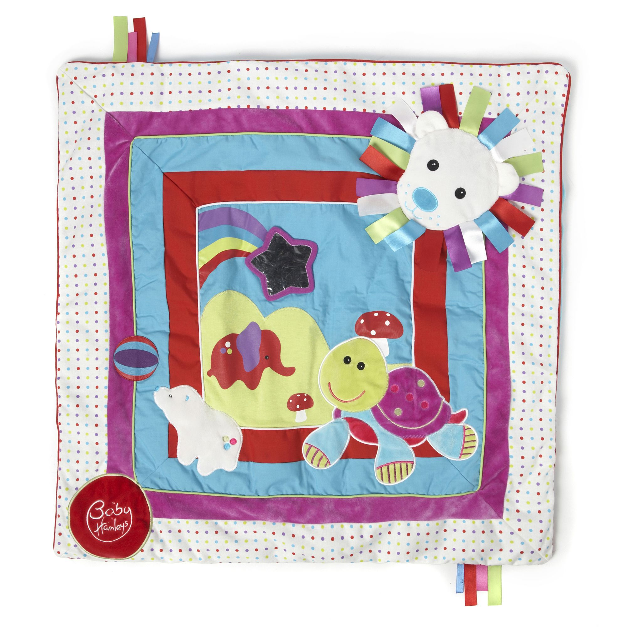 Super soft deluxe activity mat