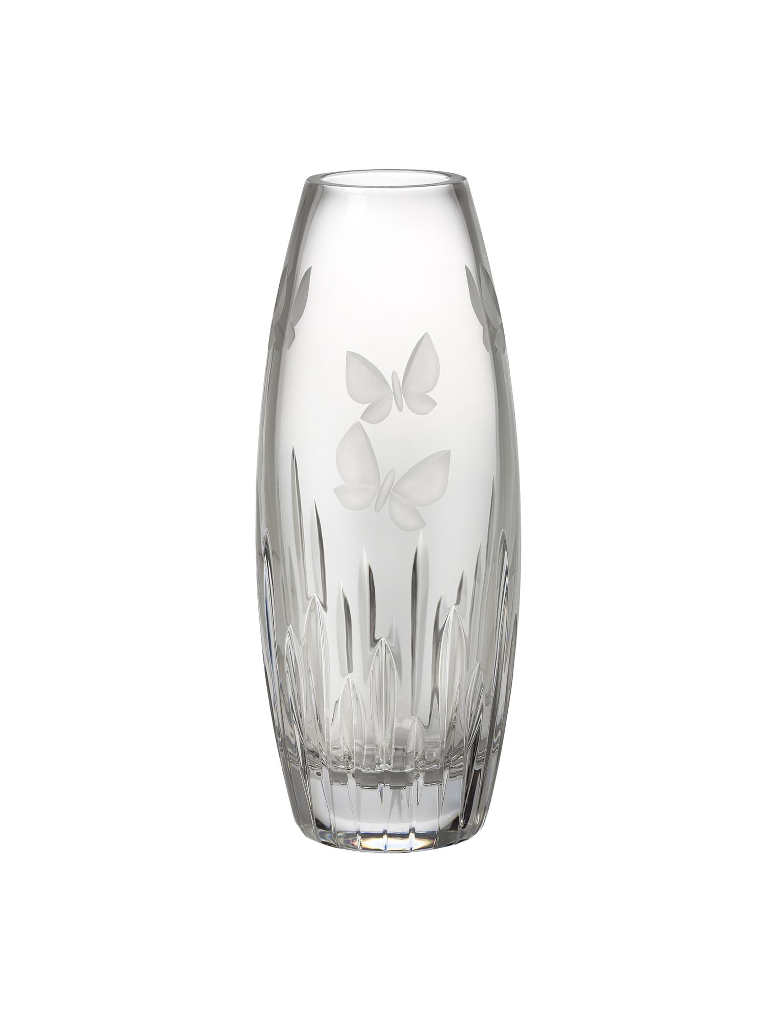 Butterfly collection 11 vase