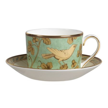 Wedgwood Golden Bird Imperial Teacup
