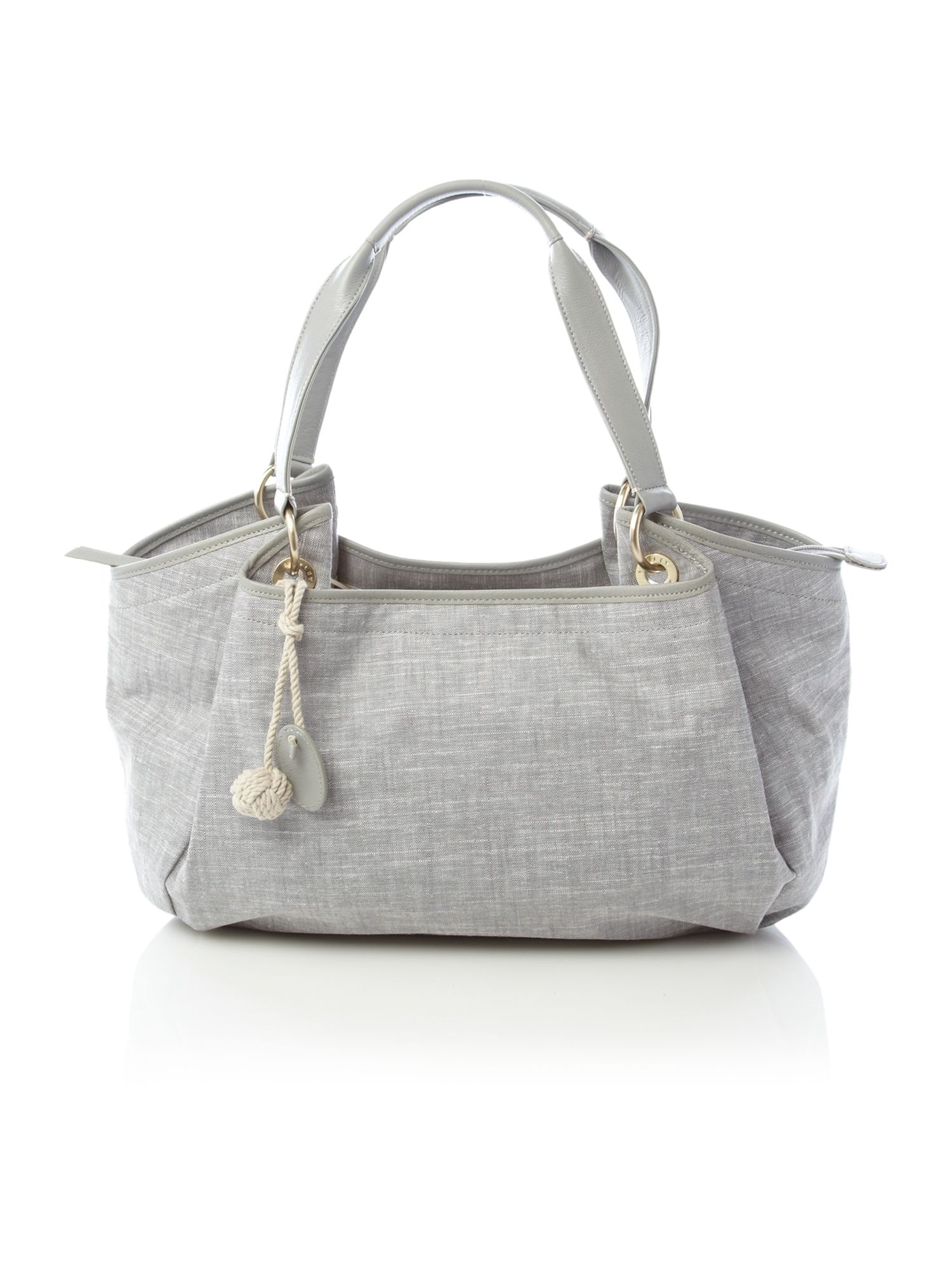 Wanstead canvas e/w tote bag