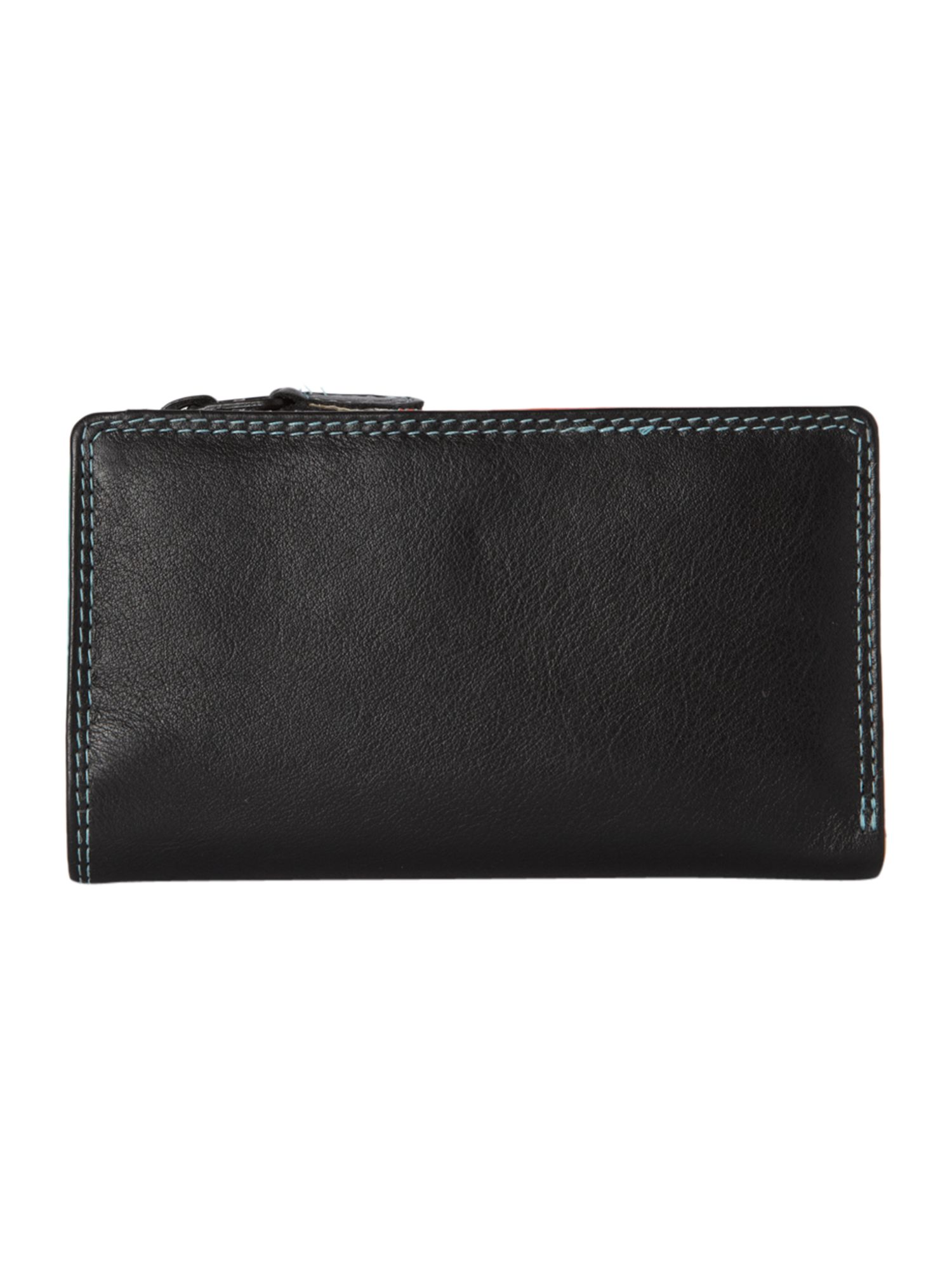 flap over continental purse