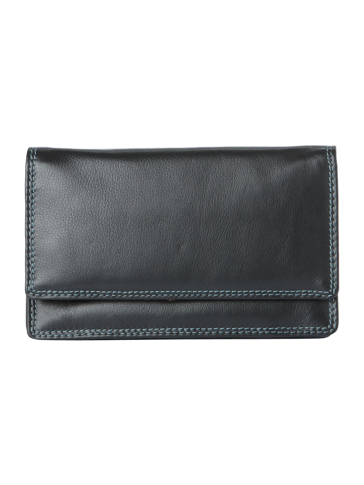 Large flap over continental purse