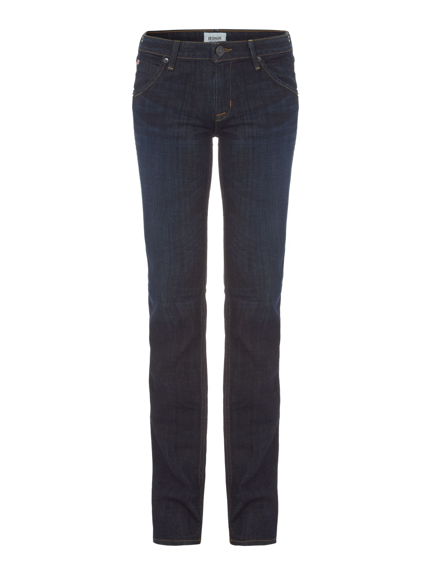 Carly straight leg jeans in Loving Cup