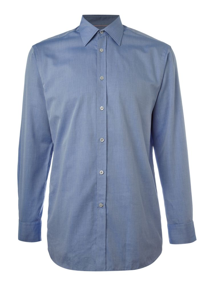 Howick-Tailored-Formal-Mens-Shirt-in-Choice-of-Four-Colours
