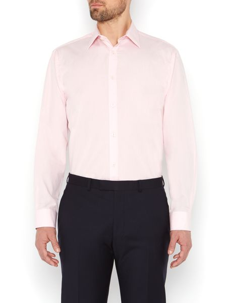 Howick Tailored Luxury poplin formal shirt