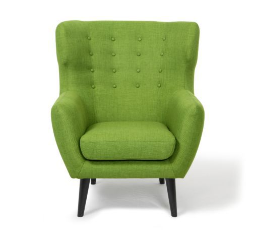 Cashback charlie chair lime by linea - Fauteuil oeuf maison du monde ...