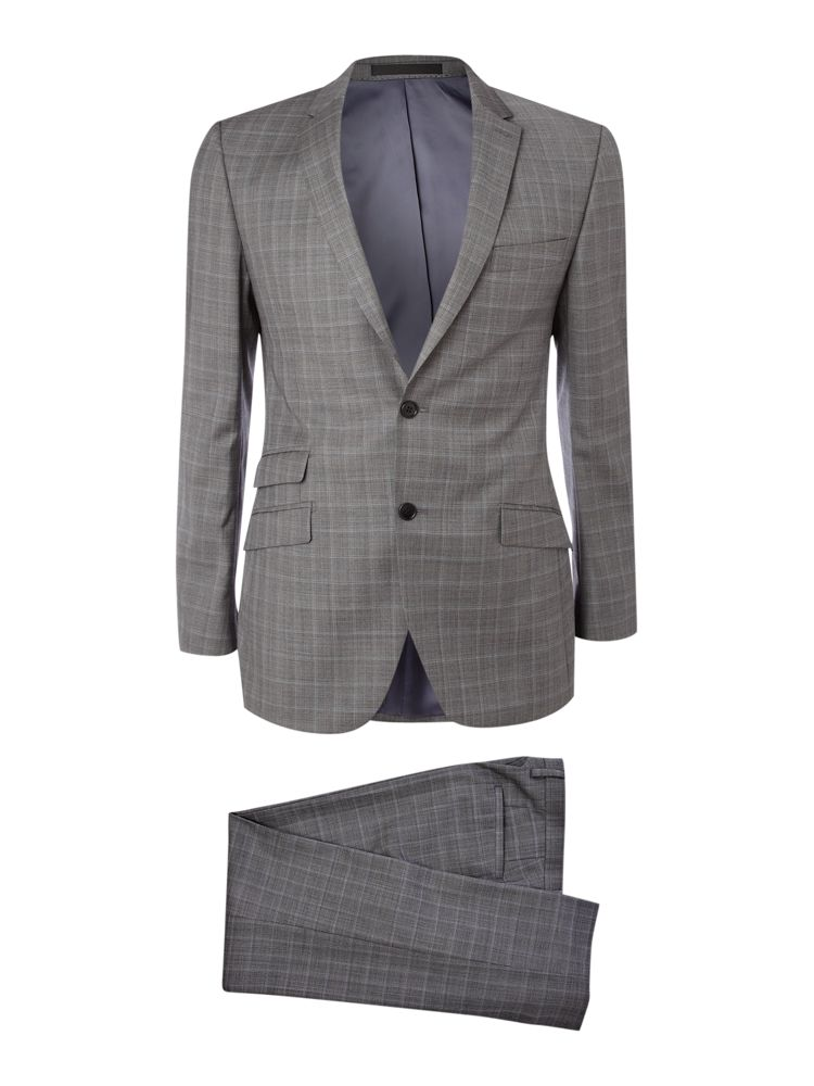 Kenneth-Cole-Prince-Of-Wales-Check-Suit-In-Grey