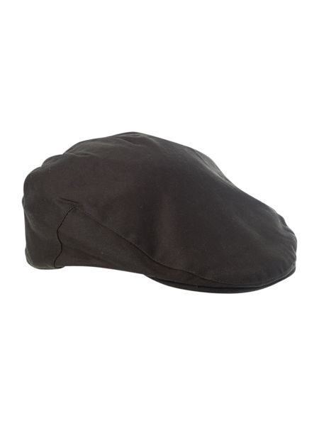 Failsworth Waxed flat cap