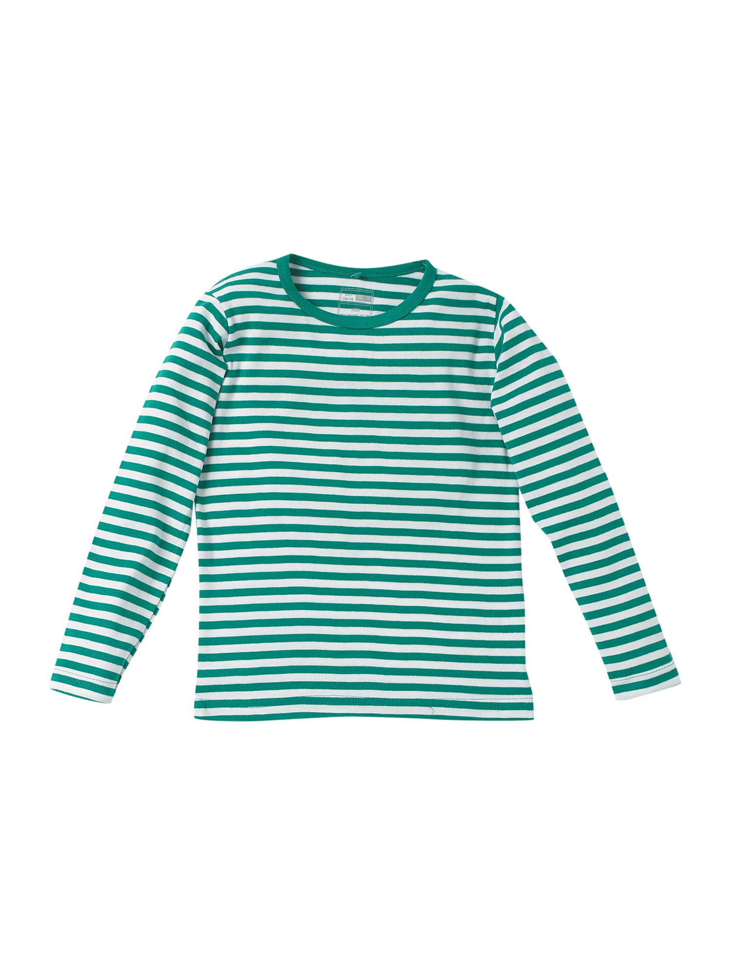 Name It Long-sleeved striped T-shirt Kelly Green product image
