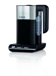 Bosch Styline Black Kettle TWK8633GB