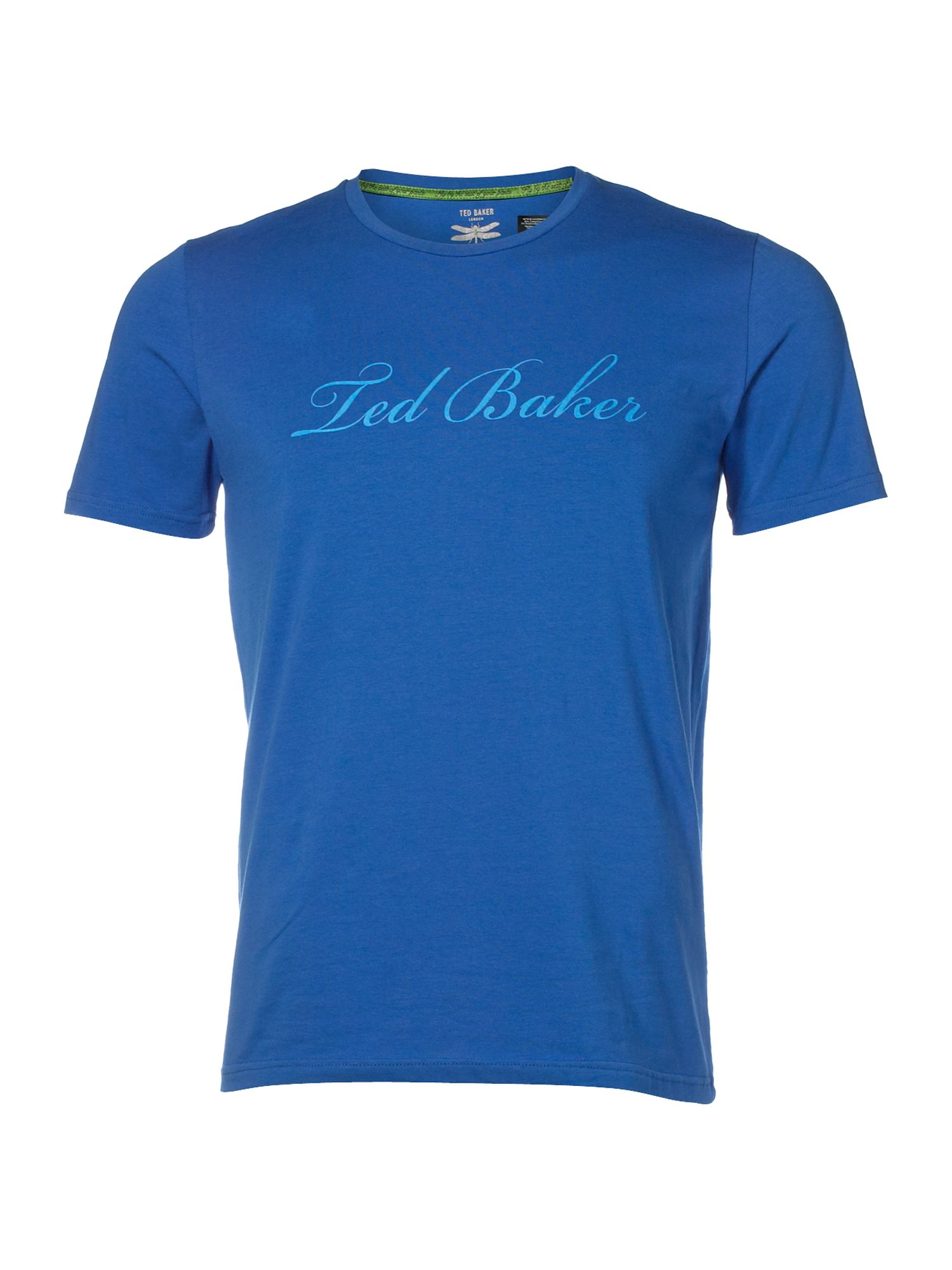 Ted Baker Mens Ted Baker Crew neck lounge T-shirt,