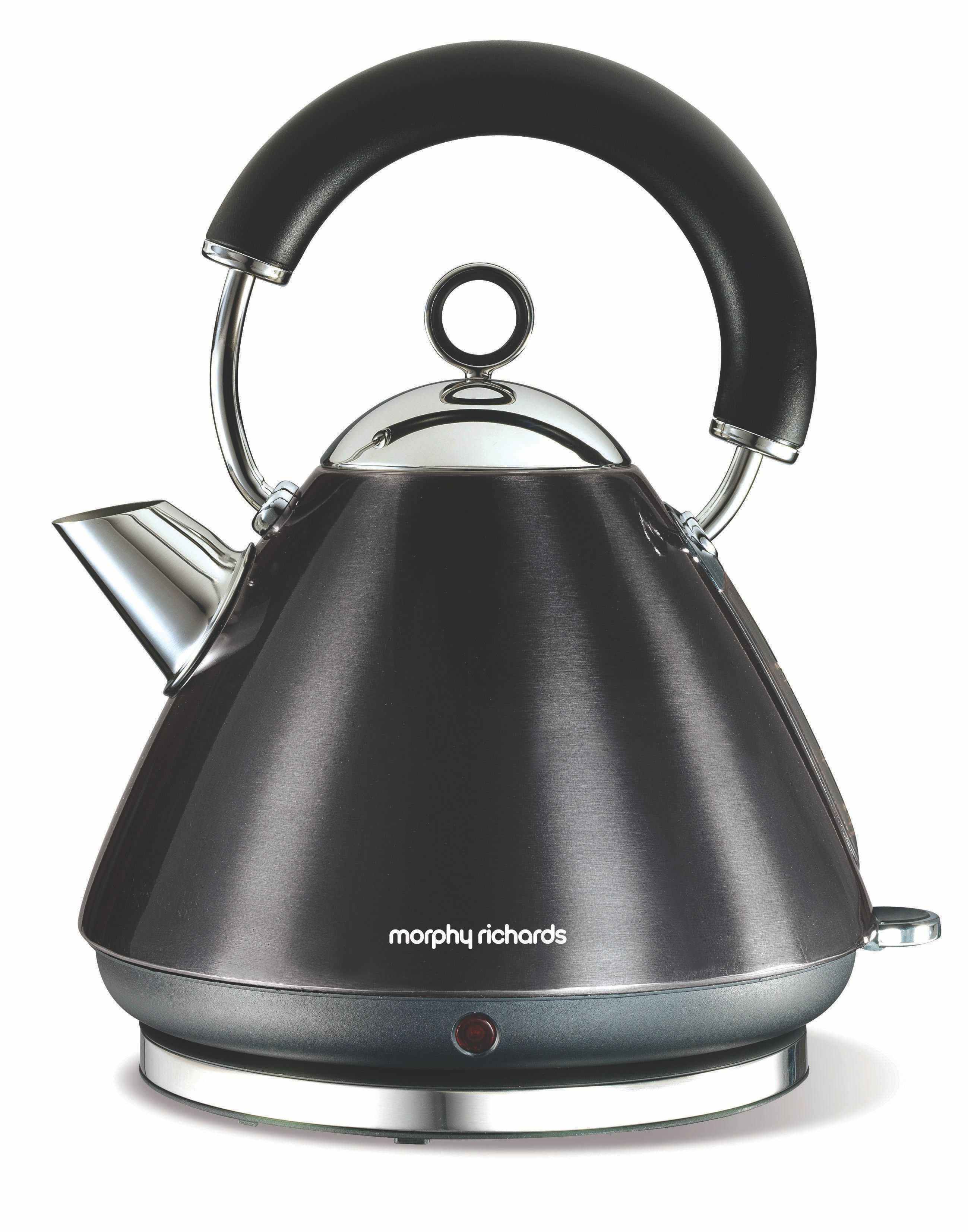 Black Accents Traditional Kettle 43776