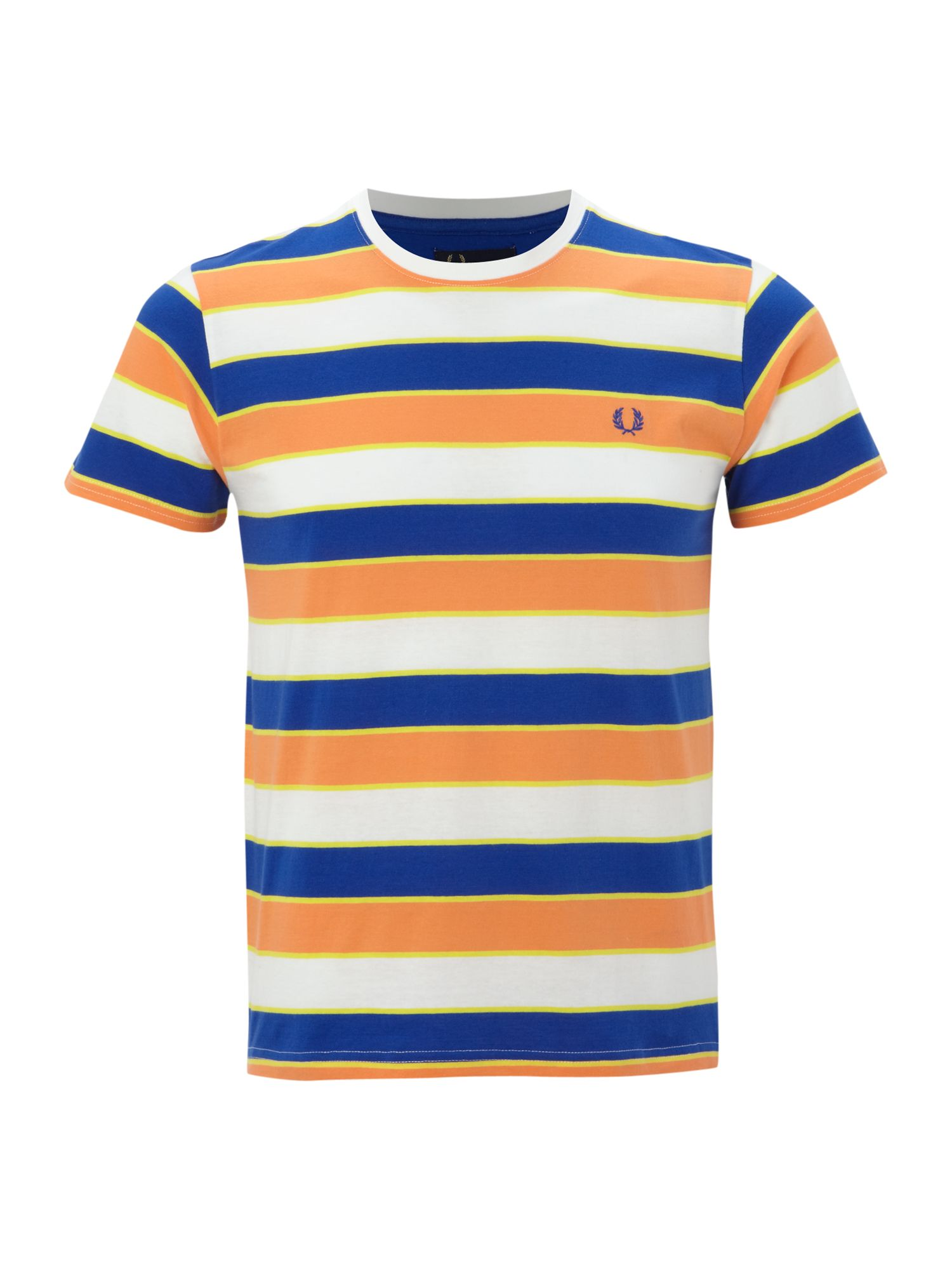 Fred Perry Multistripe T-shirt - White product image