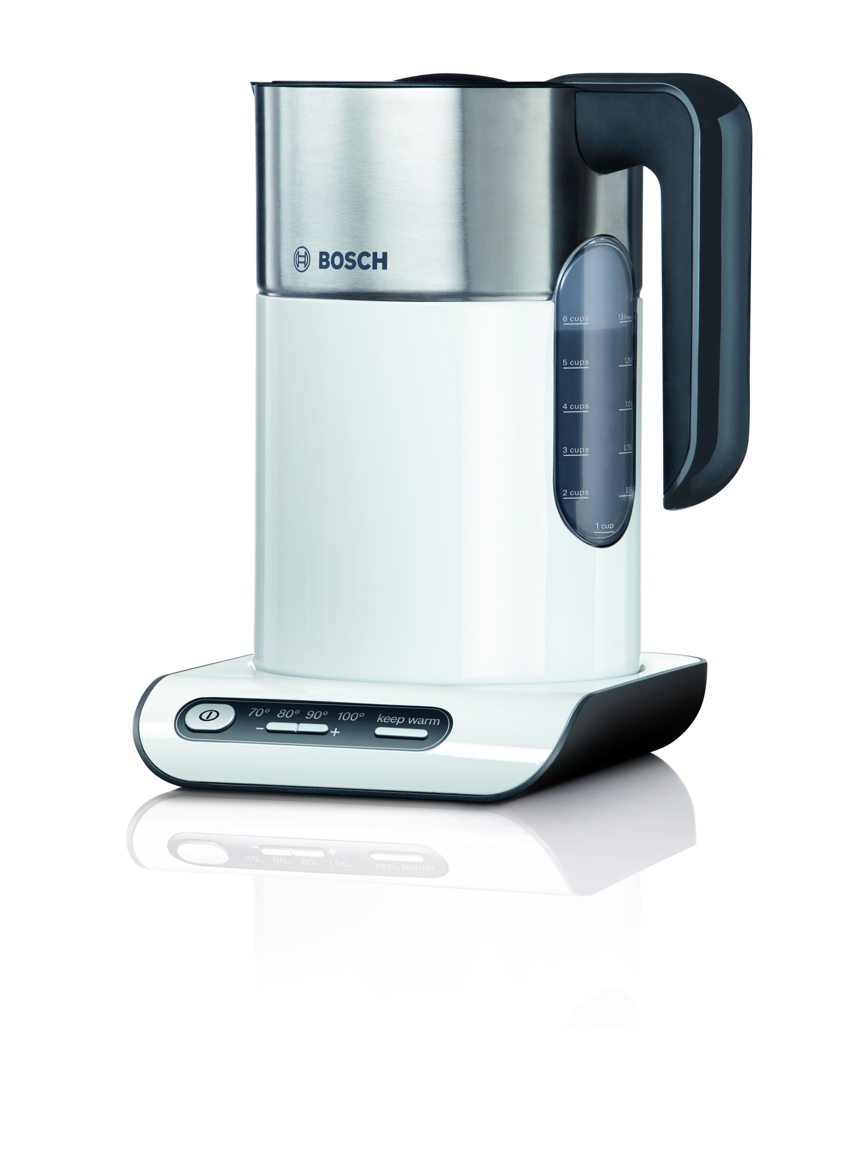 Bosch Styline White Kettle TWK8631GB