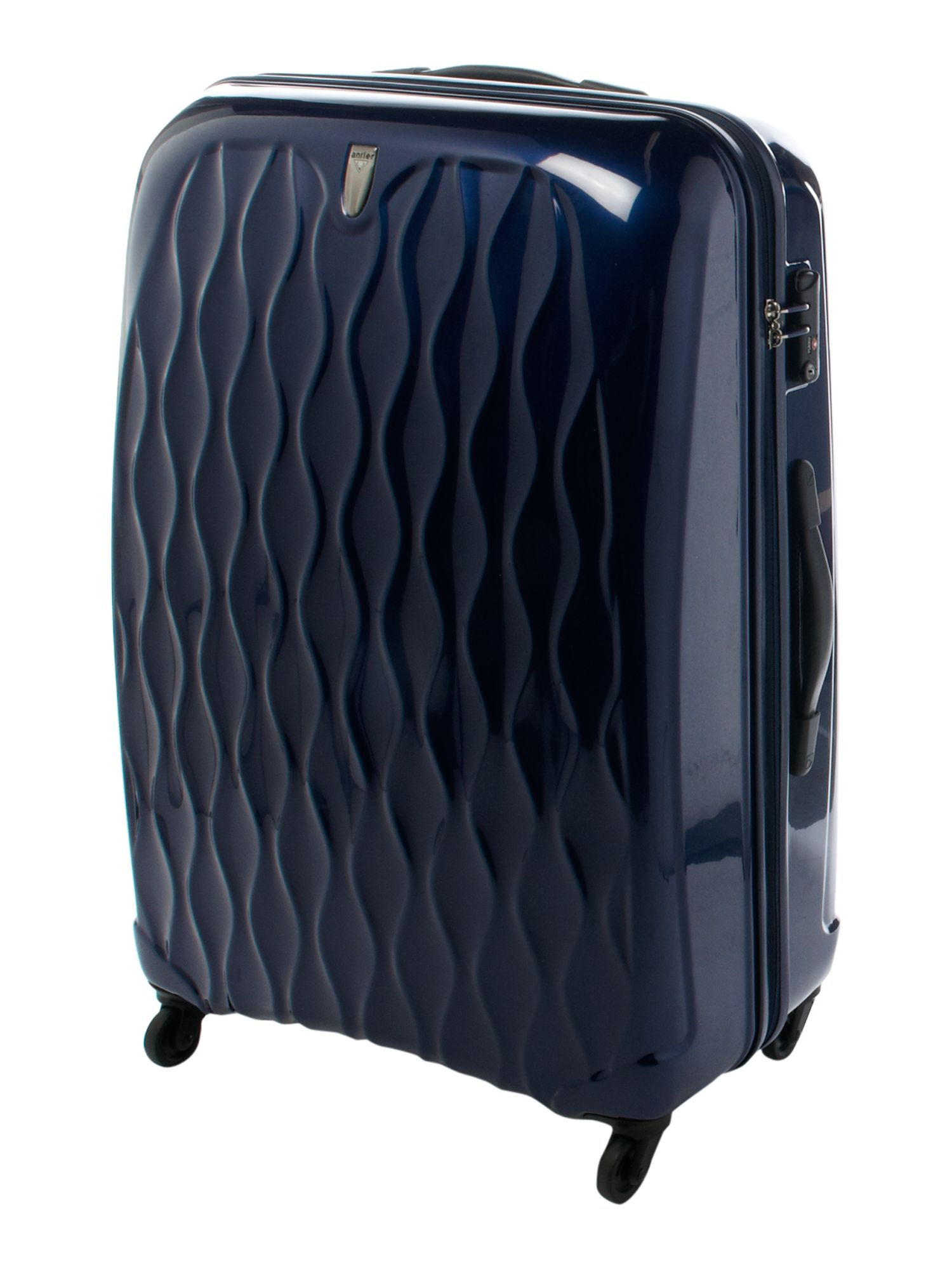 Liquis Navy 81cm 4 Wheel Case