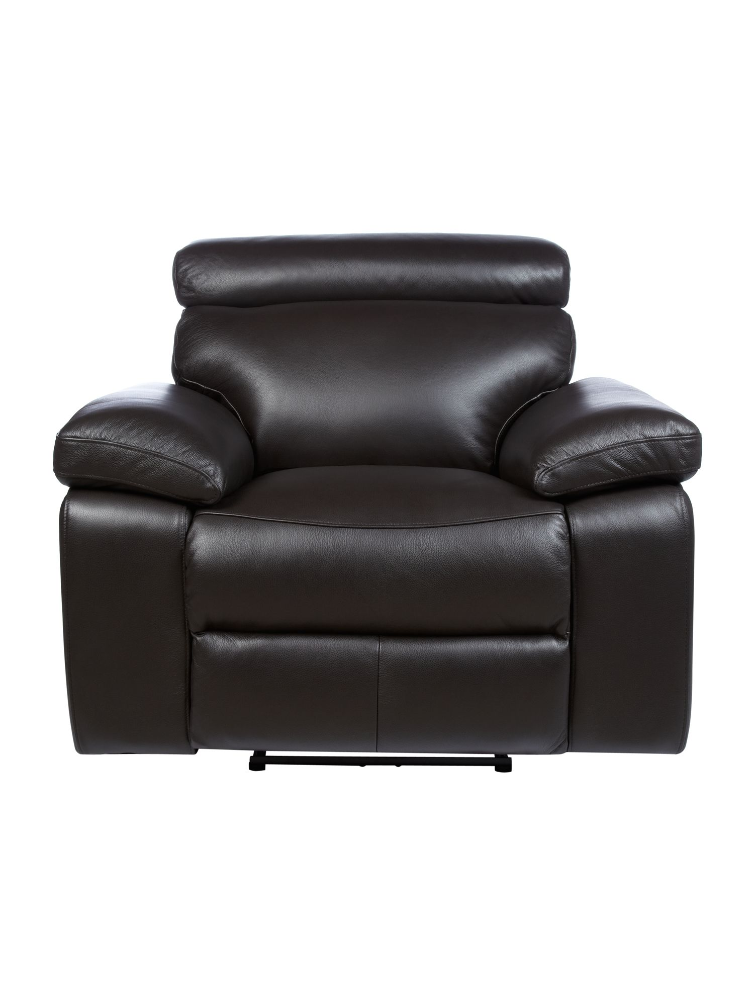 Catania motion recliner chair mink