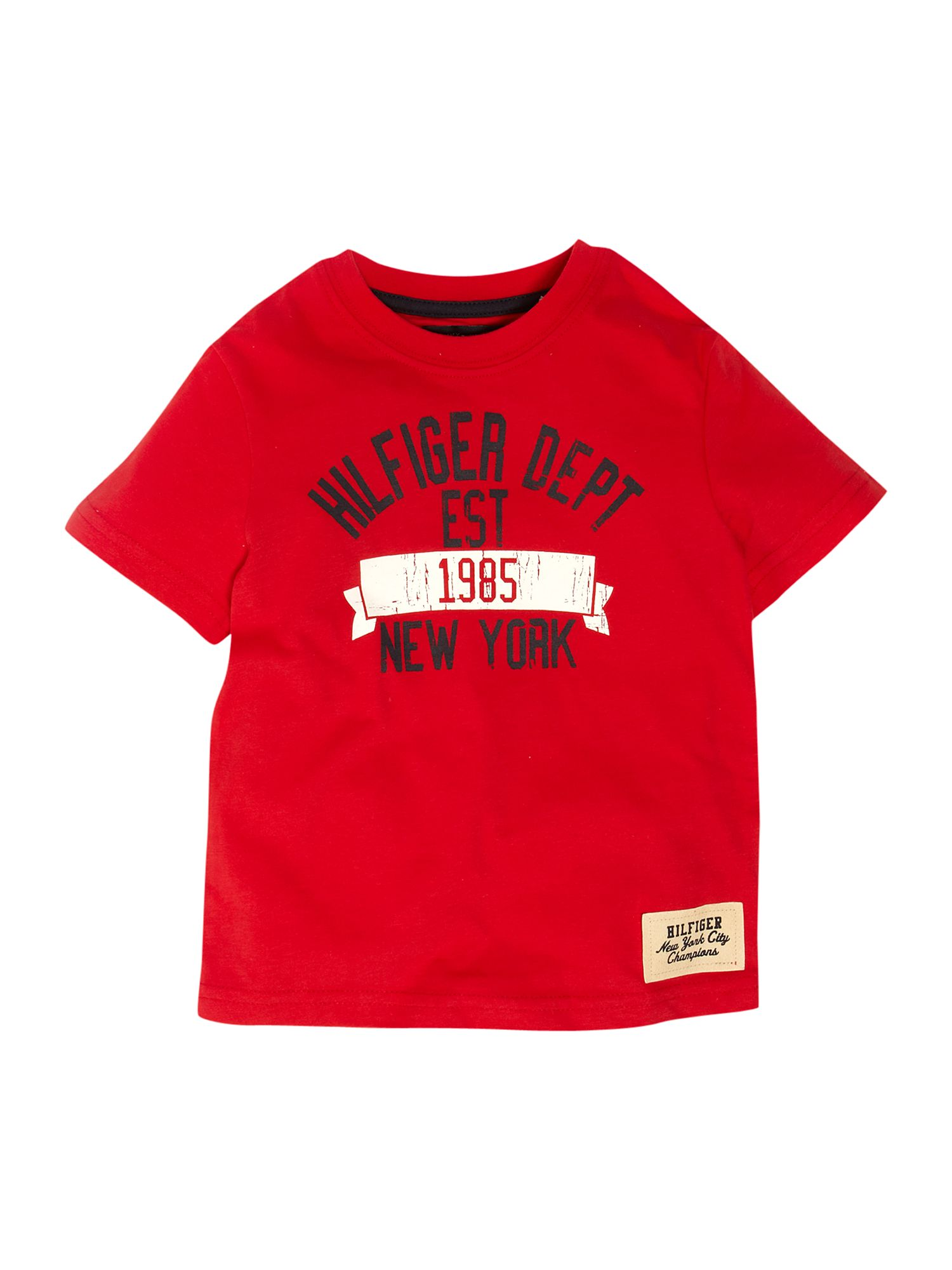 Tommy Hilfiger Adnan short-sleeved T-shirt Red product image