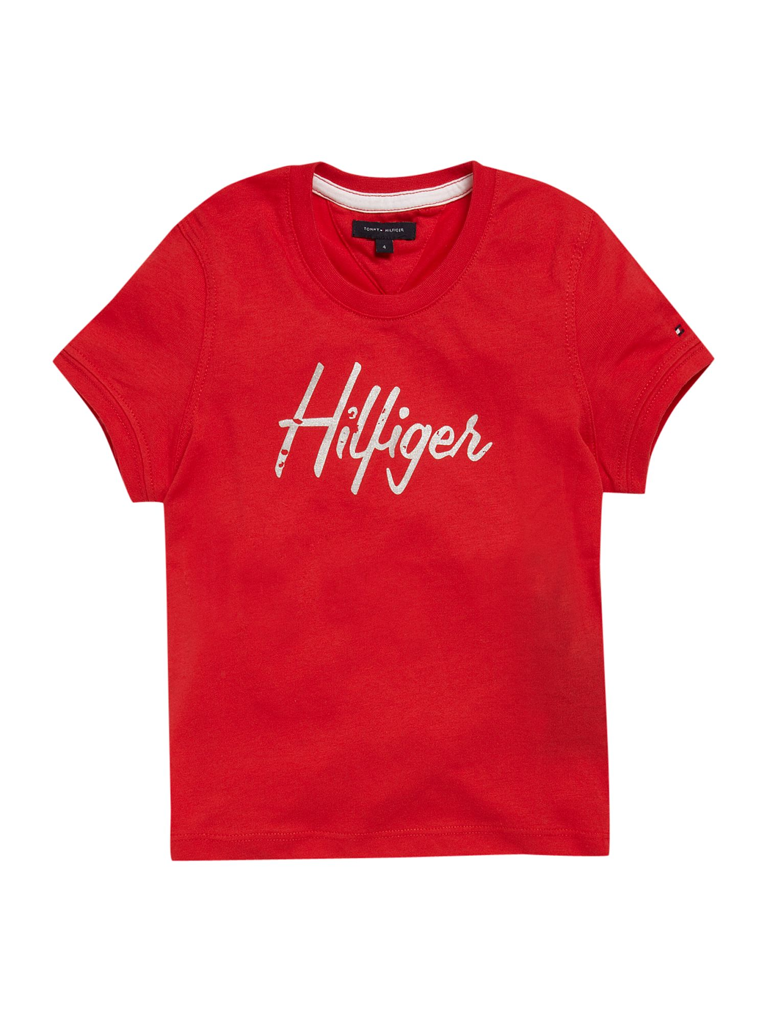 Tommy Hilfiger Annemary short-sleeved T-shirt Red product image