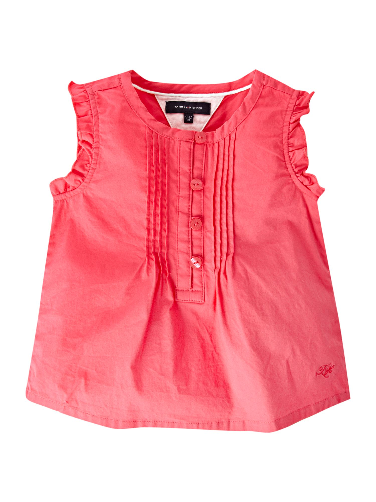 Tommy Hilfiger Faye blouse - Red `6-9 mths,3 yrs,18-24 mths product image