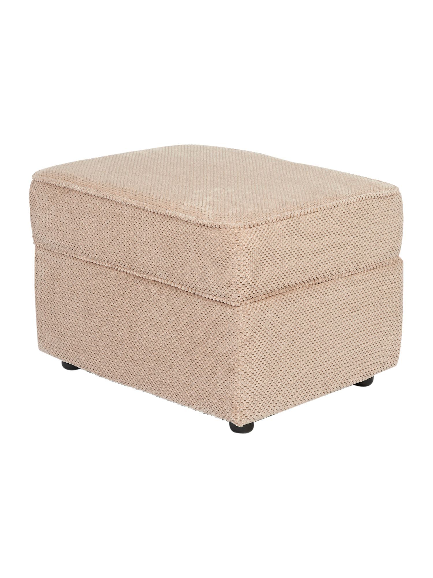 Montana storage footstool