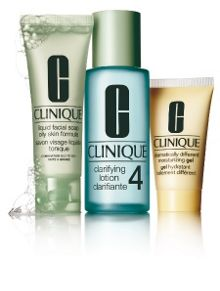 Clinique 3-Step Introduction Kit. Skin Type 4-Very Oily