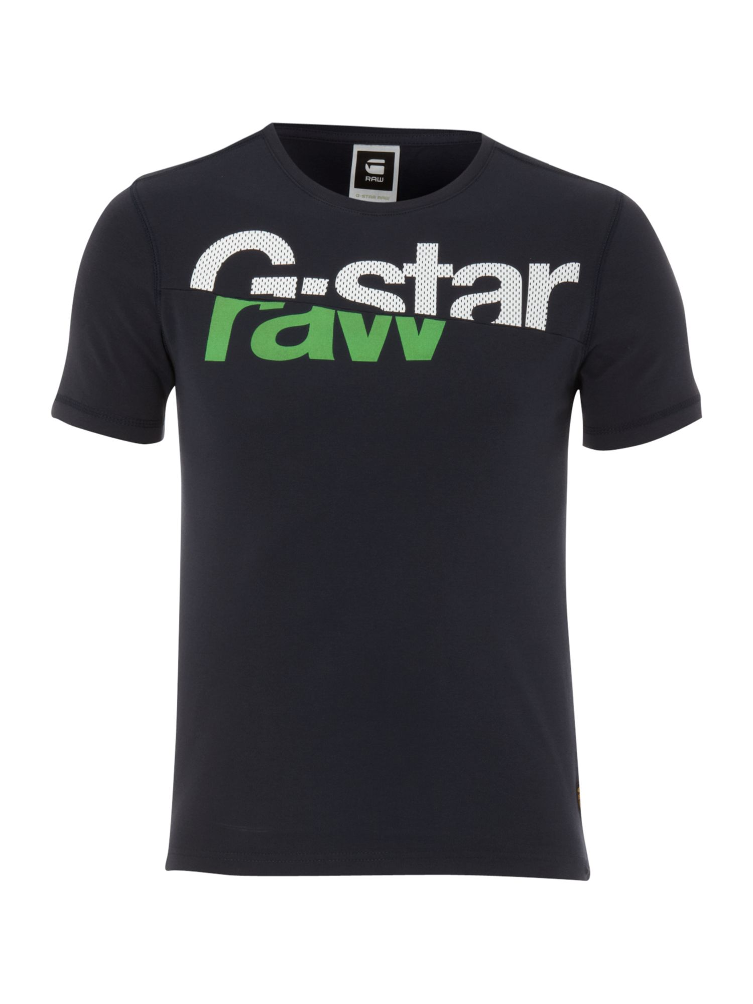 G-Star Split logo T-shirt - Grey XL,XL,XL product image