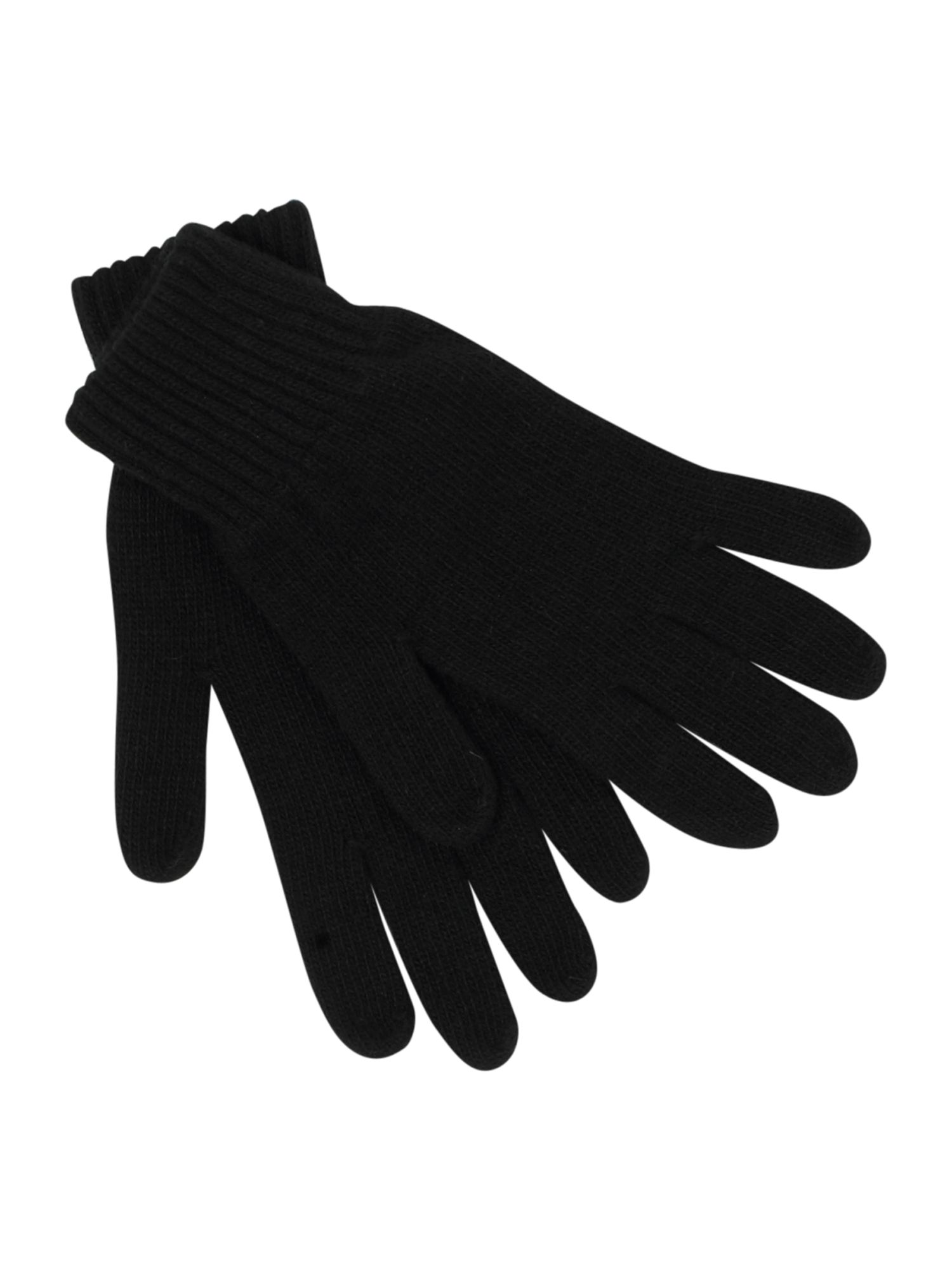 Linea plain knitted glove
