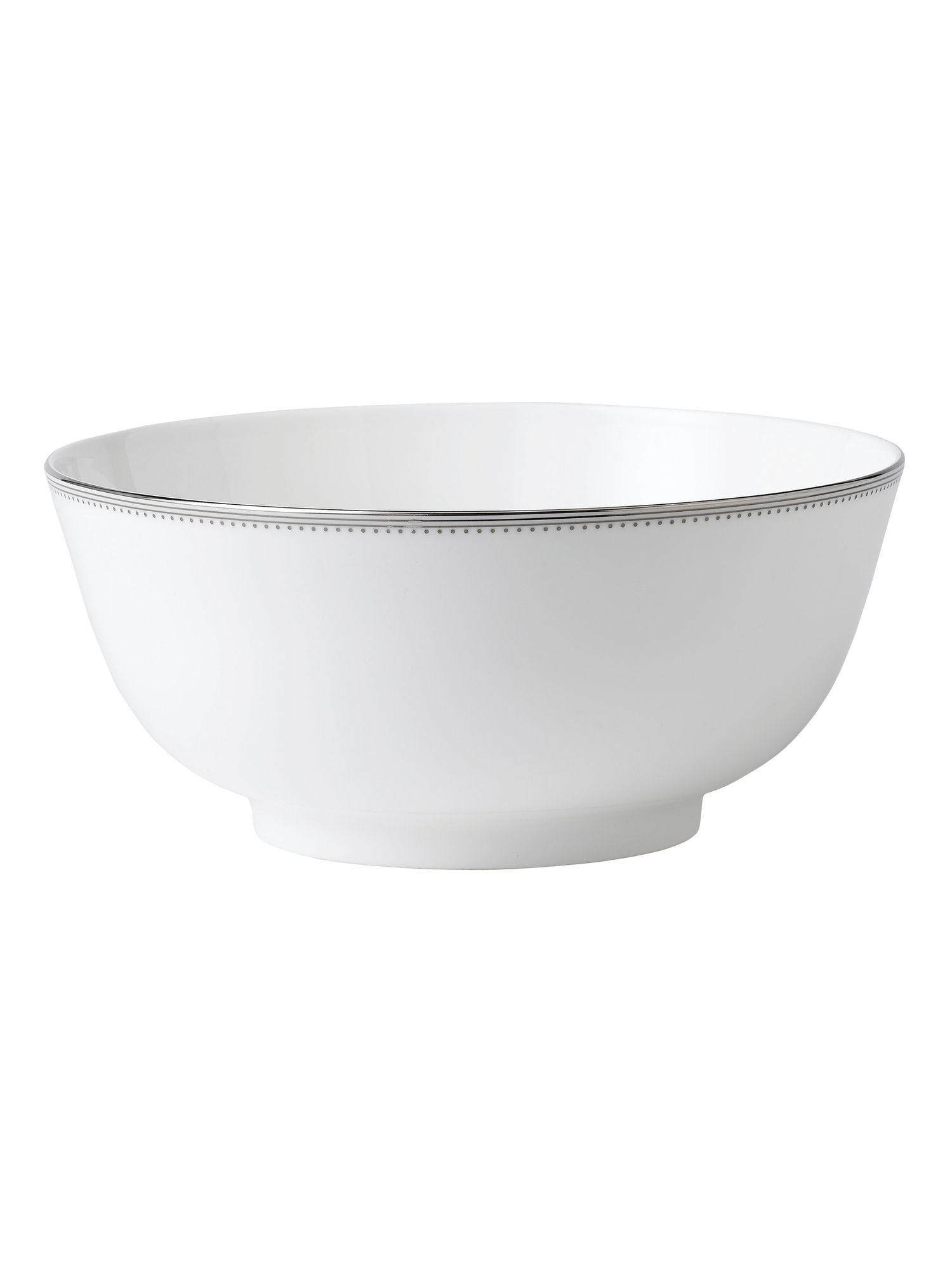 Grosgrain serving bowl
