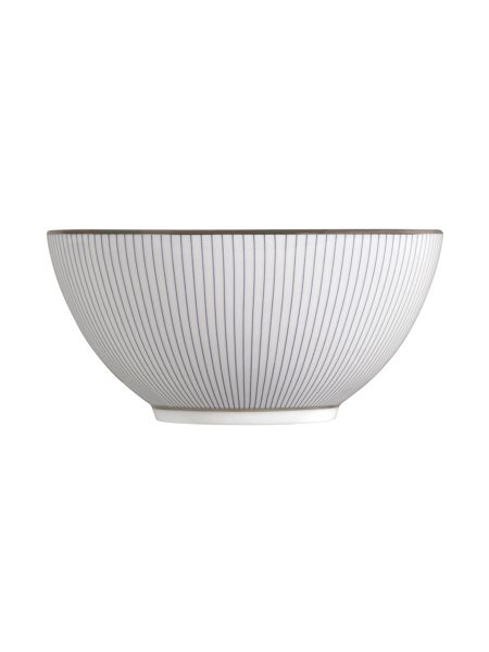 Wedgwood Pin stripe 14cm gift bowl