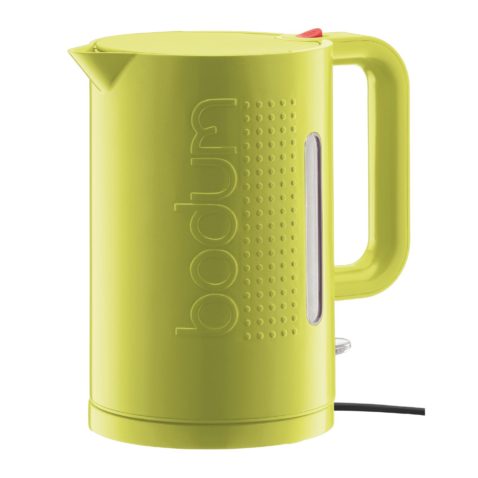 Bistro Electric Water Kettle Lime 11138-565UK