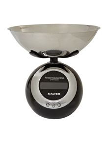 Salter Heston precision digital orb kitchen scale