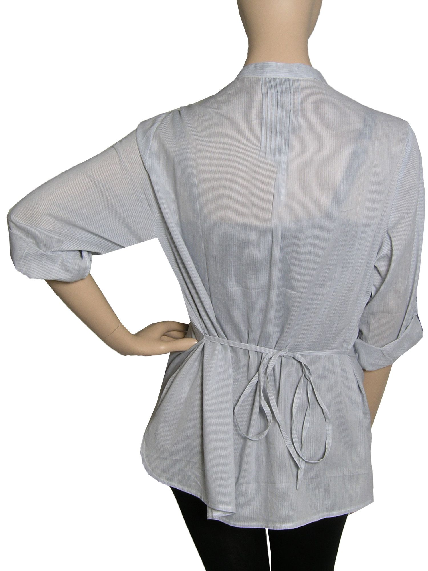 Ann Harvey Stripe pintuck blouse product image