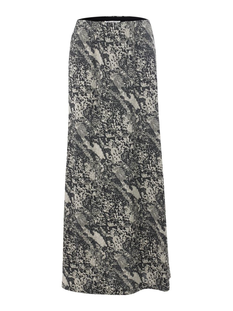 Kenneth-Cole-Maxi-Reptile-Jersey-Skirt-In-Olive