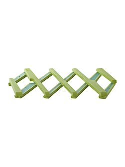 Stretch Silicone Pot Stand Trivet - Green