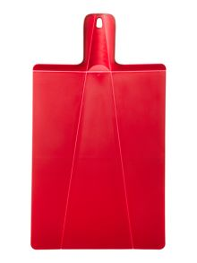 Red chop 2 pot folding chopping board