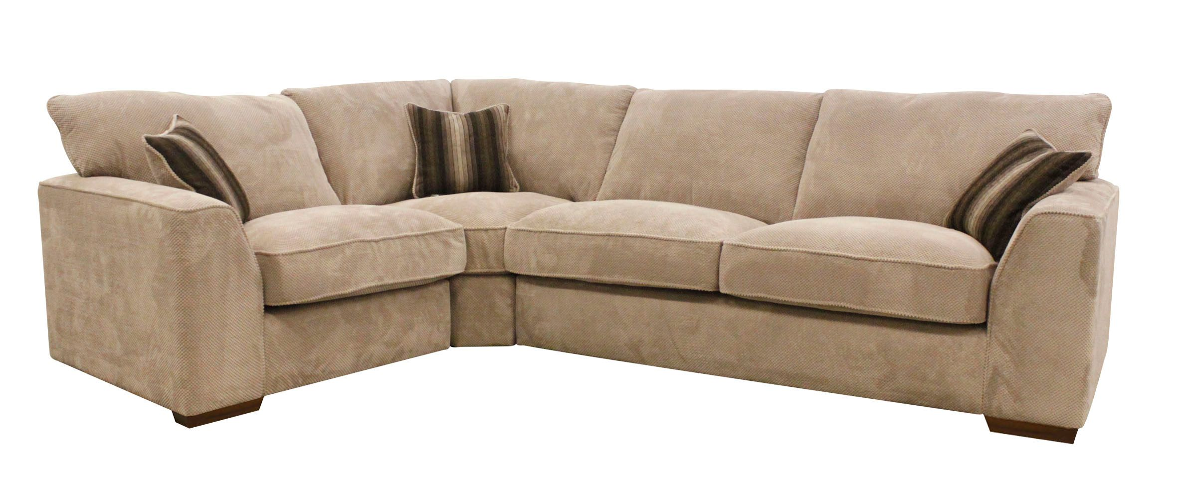 Montana left hand facing corner sofa beige